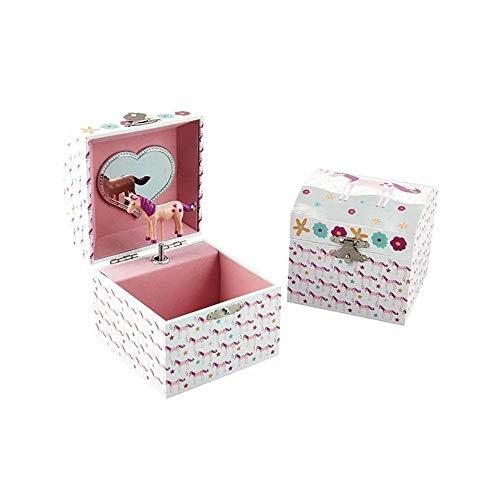 Floss & Rock Unicorn Musical Jewellery Box