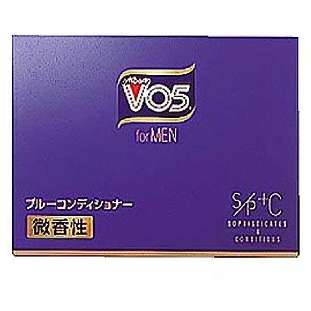 ゴミパシフィック傾くVO5 forMEN ブルーコンディショナー 微香性 85g