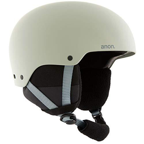 Anon Herren Raider 3 Snowboard Helm, Sterling, Mittelgroß