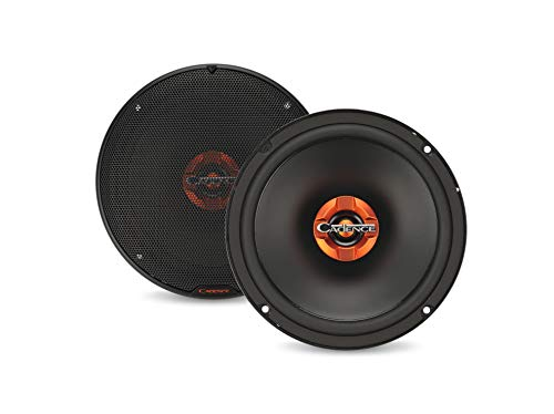 CADENCE QR652 320W 6.5' 4 Ohm QR Series Coaxial Car Speakers - Sold in Pairs