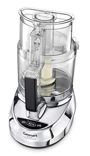 Cuisinart DLC-2009CHBMY Prep 9 9-Cup Food Processor, Brushed Stainless