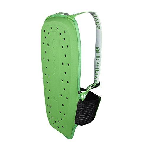 POC Spine VPD 2.0 Back High Fives - Protección espalda unisex, color verde (thallium green), talla L