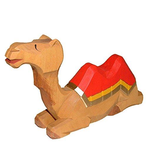 Lotte Sievers-Hahn Kamel liegend