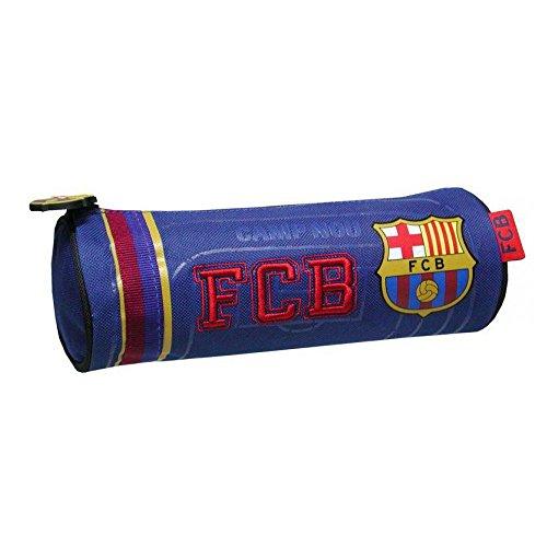 FC Barcelona - Portatodo Redondo Barcelona CF, color Azul