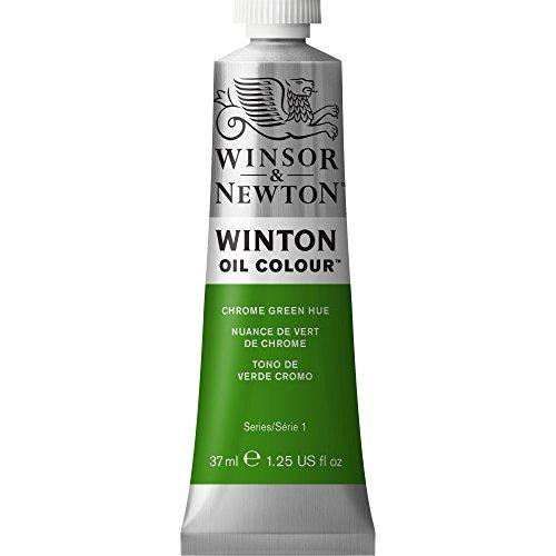 Winsor & Newton Olio Winton 37ml - Verde Di Cromo Imitazione