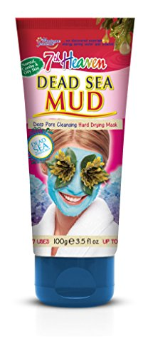 Montagne 7Th Heaven Gezichtsmasker Dead Sea Mud Tube, 100 g