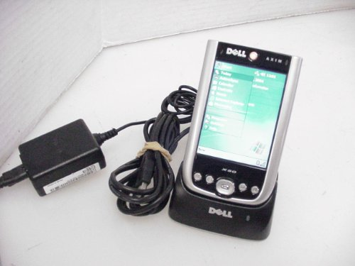 Dell Axim X50 Entry-Level - Handheld - Windows Mobile 2003 SE - 3.5 color TFT ( 240 x 320 ) - Bluetooth