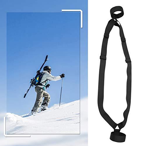 Jeanoko - Zaino da snowboard, leggero, per snowboard, per pattini da ghiaccio, per trasportare snowboard