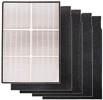 Sale SALE% OFF LifeSupplyUSA True HEPA Filter and Carbon Pre-Filters Compatib 4 Max 90% OFF