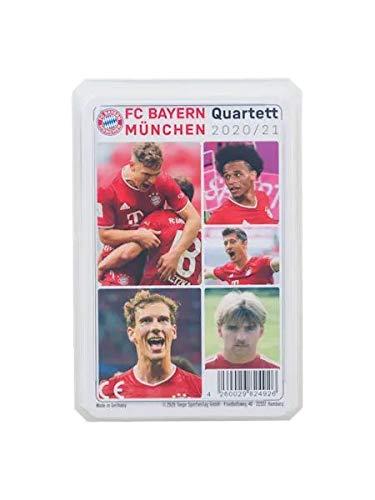 F.C. Bayern München Quartett 2020/21
