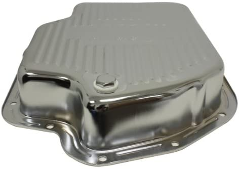 Chevy GM Turbo TH-400 Steel Transmission Deep Pan Max 49% Max 62% OFF OFF - Sump Chrom
