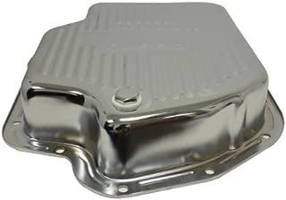 Chevy/GM Turbo TH-400 Steel Transmission Pan (Deep Sump) - Chrome