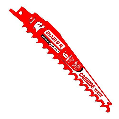 Freud-Diablo 6 TCT Pruning Blade 10PK, DS0603CP10
