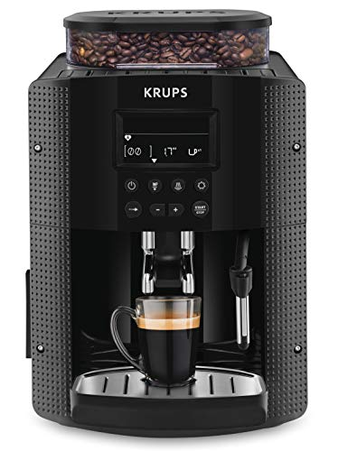 Krups Essential Machine à Café à Grain Machine à...