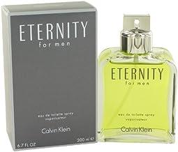 Eternity Eau De Toilette Spray for men 6.7 Fl Oz / 200 ml