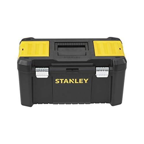 STANLEY STST1-75521 Cassetta Porta Utensili, Nero/Giallo, 19