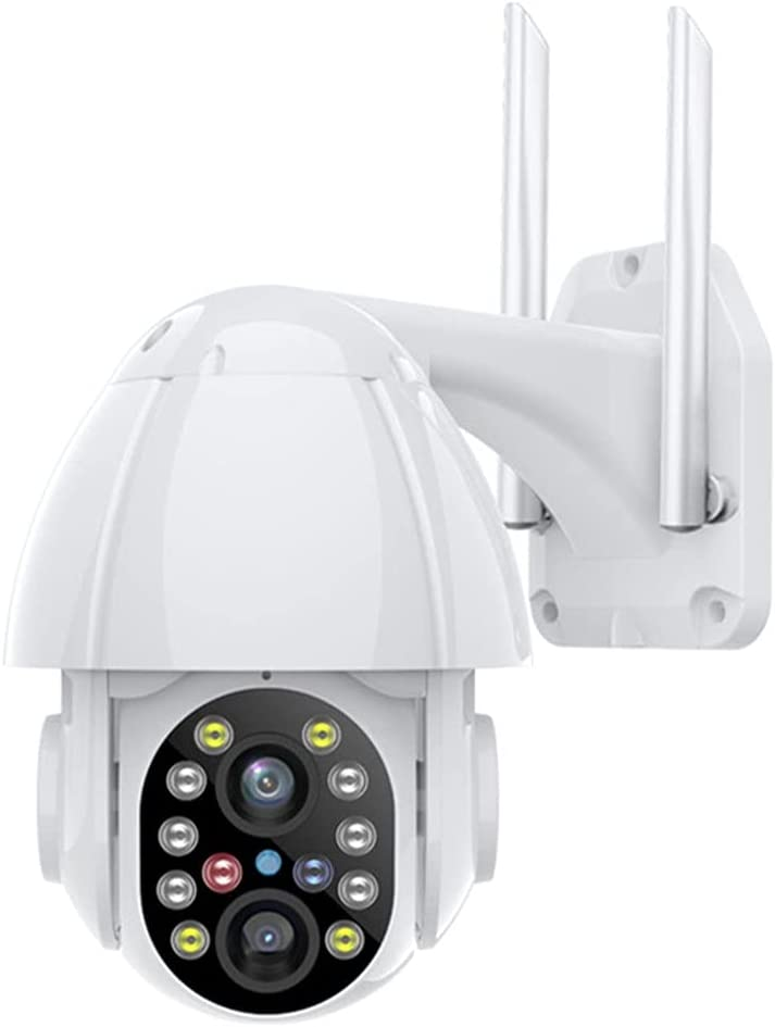 ZZNNN WiFi IP Max 64% OFF Camera Outdoor Recorder Le Video Surveillance Spring new work Dual