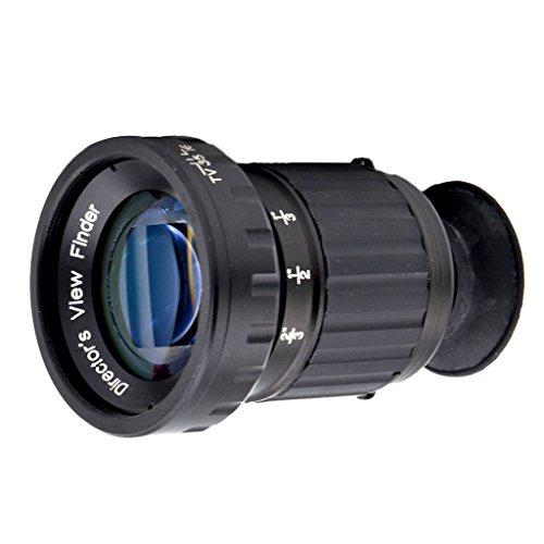 Sharplace VD-11X Viseur Réalisateur Micro Scène Objectif Appareil Photo Caméscope Pièce
