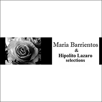Maria Barrientos & Hipólito Lázaro