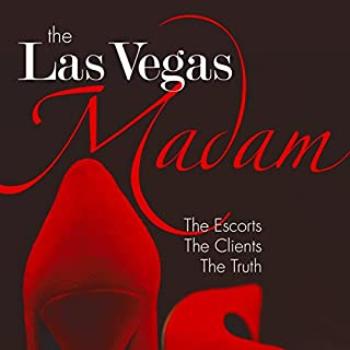 The Las Vegas Madam audiobook cover art
