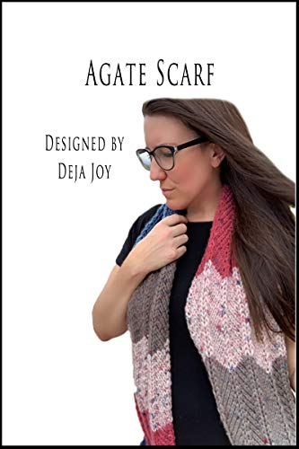 Agate Scarf (English Edition)