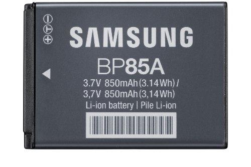 Samsung BP85A - Batería de Ion de Litio para cámara de Fotos Samsung PL210, Color Negro