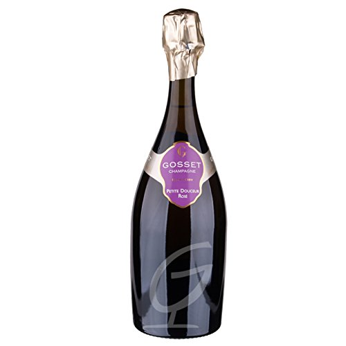 Gosset Petit Douceur Extra Dry Champagner (1 x 0,75 Ltr.)