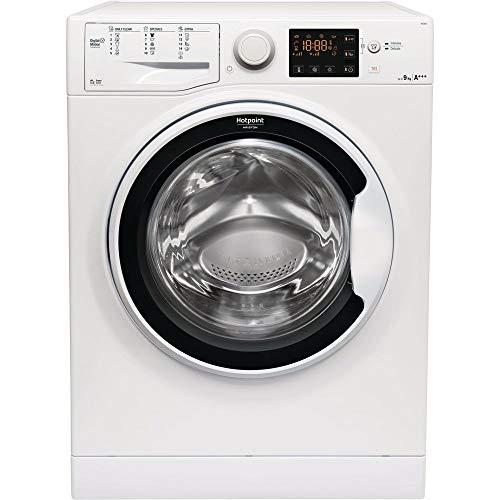 Hotpoint RSG 923 EU Libera installazione Carica frontale 9kg 1200Giri min A+++ Bianco lavatrice