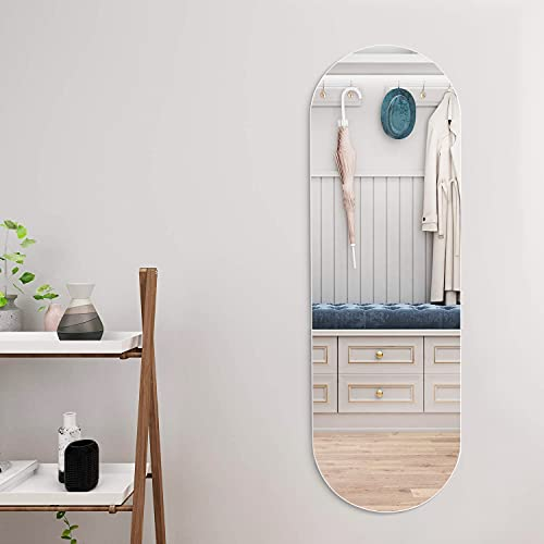 Honyee Wall Mirror, Simple and Classic Full Length Mirror