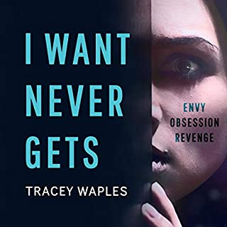I Want Never Gets audiobook cover art