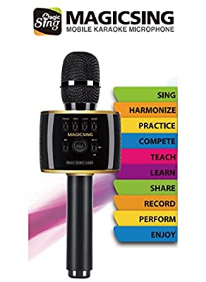 MagicSing MP30 ?? New 2018 Model ?? All-In-One Portable Smartphone Karaoke ?? 220,000 English & International songs