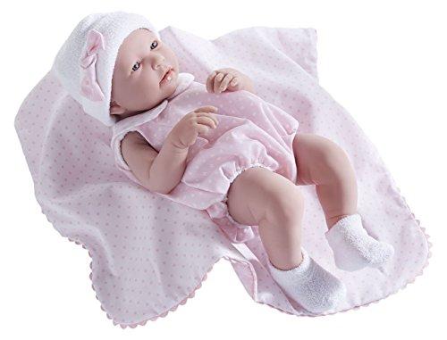 JC Toys La Newborn - Realistic 17' Anatomically Correct...