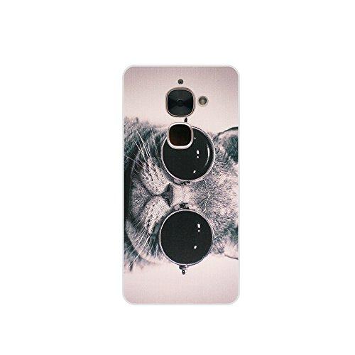 Preisvergleich Produktbild Easbuy Handy Hülle Soft Silikon Case Etui Tasche für Letv 2 2 Pro LeEco Le 2 2 Pro Le2 Smartphone Cover Handytasche Handyhülle Schutzhülle