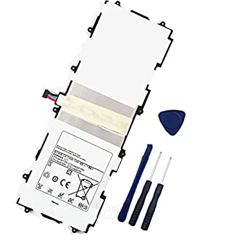 Civhomy Replacement Battery for Samsung Galaxy Tab 10.1 GH43-03562B GH43-03562A GH69-13214J GT-P7500 GT- P7510 GT-P5100 GT-P5110 GT-P5113 SCH-I915 SGH-I497