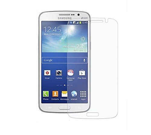 Heartly Crystal Clear Glossy Hot Transparent Protective Ultra Screen Gaurd Scratch Protector for Samsung Galaxy Grand 2 G7102 G7106