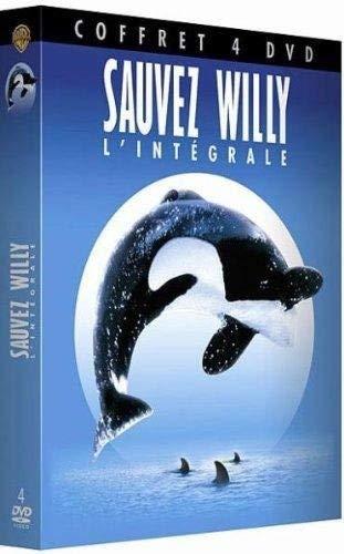 Sauvez Willy - L'intégrale - Coffret DVD