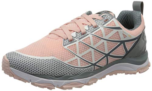 Jack Wolfskin Damen Trail Blaze Vent Low W Cross-Trainer, Pink (Light Pink/Grey 8115), 37.5 EU