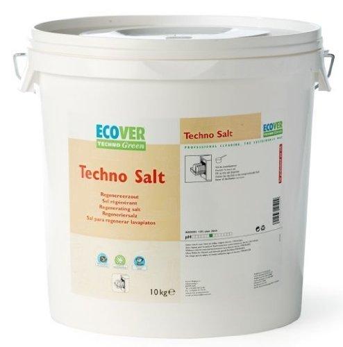 GREENSPEED engineered by ECOVER Crystal Salt - Regeneriersalz für Geschirrspülmaschinen - 10 kg
