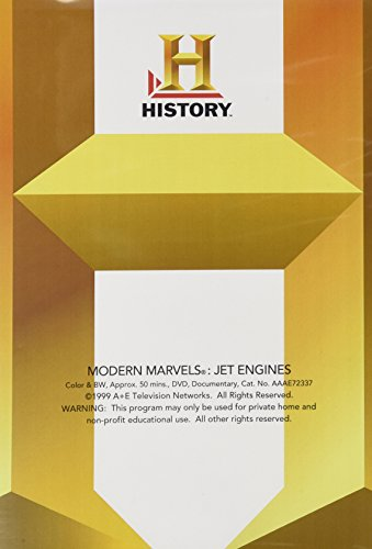 Modern Marvels: Jet Engines
