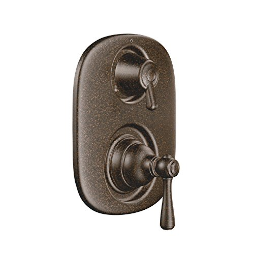 Moen T4111ORB Kingsley Moentrol Shower Valve with 3-Function Integrated Diverter Valve Trim, Valve Required, Oil-Rubbed Bronze