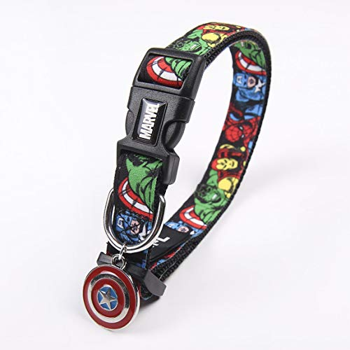 Cerdá Life'S Little Moments Collar Perro Marvel® para Perro Mini - Licencia Oficial Disney Marvel® 🔥