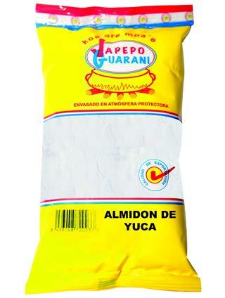 Japero Guarani- Almidón de Yuca - Almidón de Mandioca - Origen Paraguay - 400 Gramos