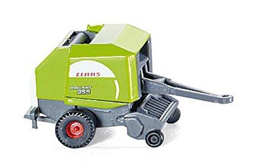 Wiking 095902 - Rundballenpresse Claas Rollant 355 Rotocut - N