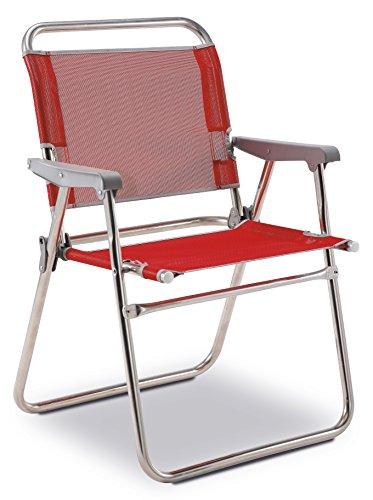 Zadel aluminium 940/Tx rood