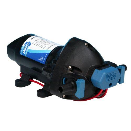 JABSCO PARMAX 2.9GPM AUTOMATIC WATER PRESSURE PUMP 15/25 PSI