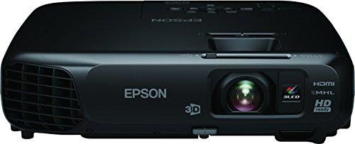 Epson EH-TW570 Videoproiettore HD Ready, Nero