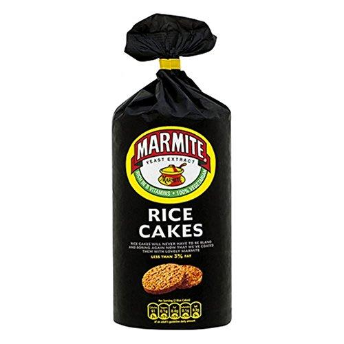 Marmite Reis-Kuchen (110 g) - Packung mit 2