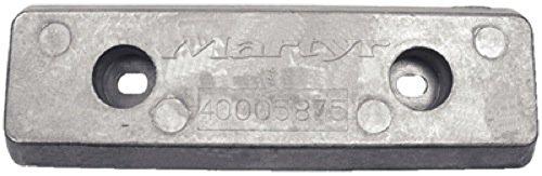 Martyr Anodes CM40005875A Volvo Penta IPS Drive ânodo, alumínio