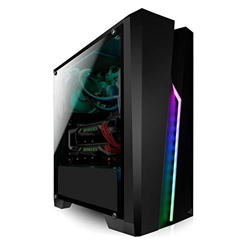 Aufrüst-PC AMD Athlon 3000G 4 Threads 3.5GHz |Marken Board|8GB DDR4|Radeon RX Vega 3|SATA3|Sound|3 Jahre Garantie|Made in Germany|Computer Multimedia Desktop Rechner Workstation Office
