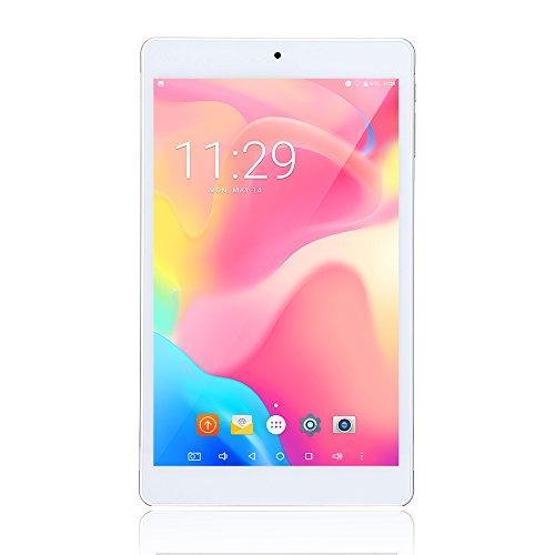 Teclast P80 Pro Tablette Tactile - 8.0' 1920 x 1200 Écran, Android 7.0 MTK8163 Quad Core, [Version Améliorée] 3 Go RAM 32 Go eMMC ROM, Dual WiFi 2.4GHz / 5.0GHz, 2MP+0,3MP Caméra HDMI, 5300 Batterie